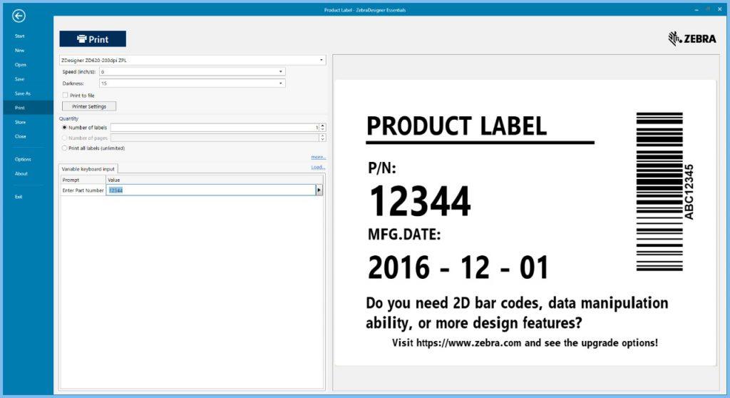 Label Design Software Bcc Distribution
